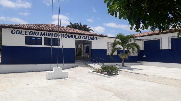 Homem furta merenda e equipamentos de escola na zona rural de Campo Formoso