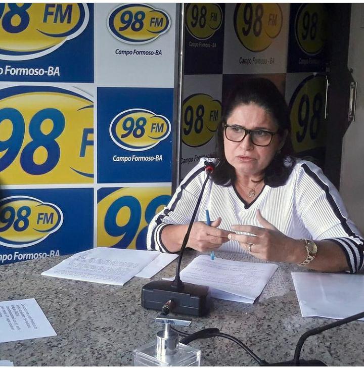 Ex-prefeita de Campo Formoso afirma que vai recorrer de decisão do TCM sobre pagamento de multa