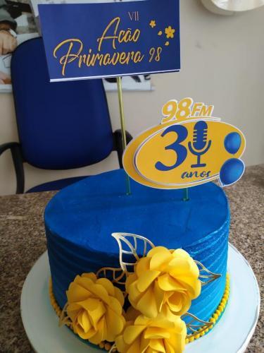 Foto: rádio 98 FM
