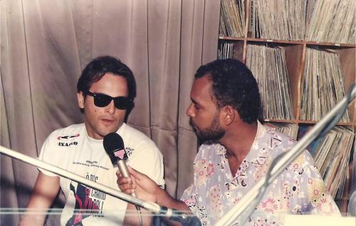 entrevista com o cantor silvinho